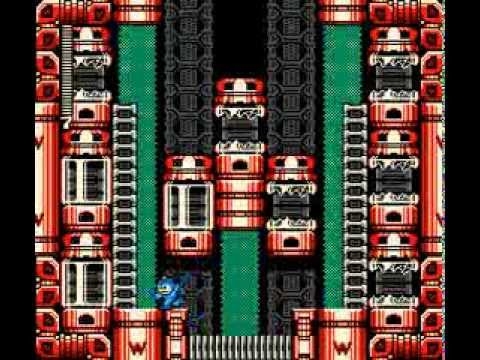Mega Man Unlimited - Complete walkthrough (no continues, no shop)