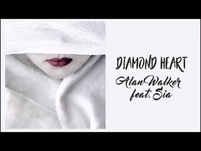 Alan Walker - Diamond Heart ft. Sia (Audio)