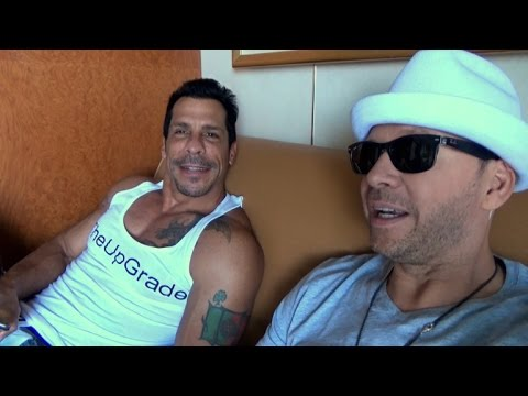 Rock This Boat - Is Danny Wood's True Love on the Boat?