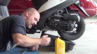 Download How To Change Your Taotao Scooter Oil MP3, MKV, MP4