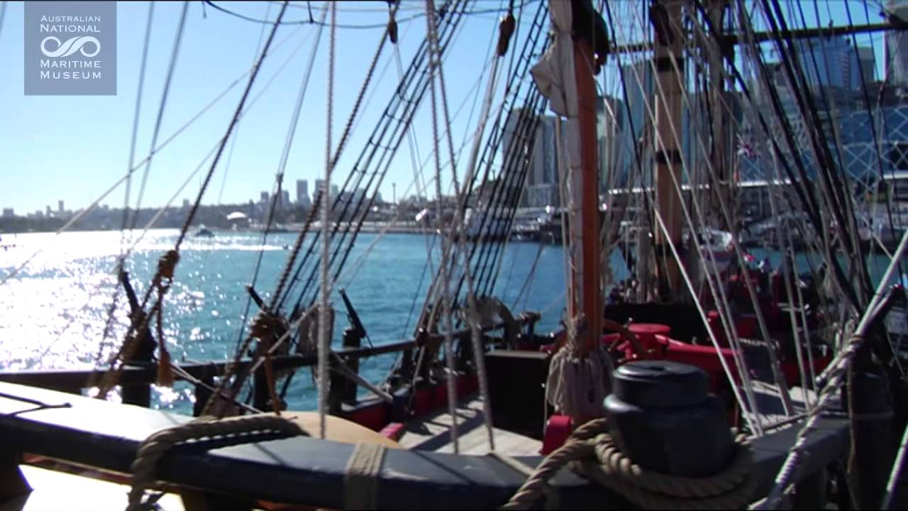 video Australia National Maritime Museum