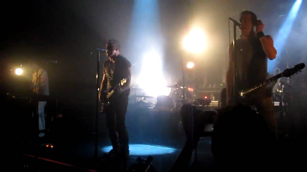 Nine Inch Nails - The Day the World Went Away HD ( live @ the Henry ...
