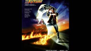 "End Credits Music from the movie ""Back to the future part I"""
