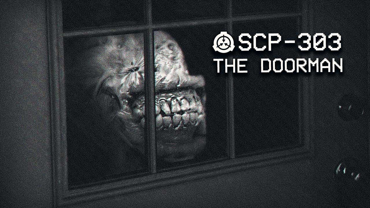 SCP-303 - The Doorman : Object Class - Euclid : Mind affecting SCP - YouTube