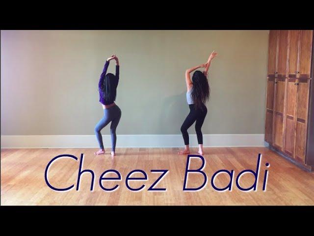 Cheez Badi #1