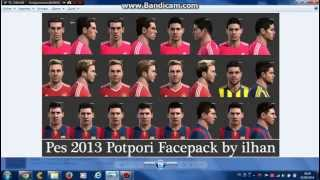 Pes 2013 new faces Messi Bale Gotze James Thumbnail