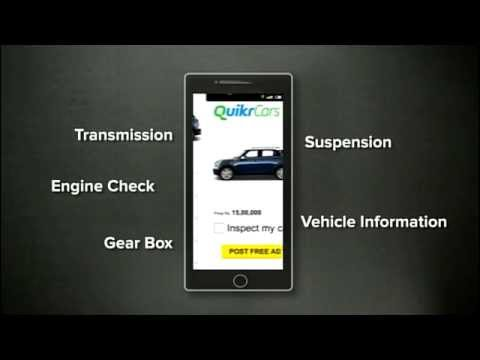 QuikrCars - Inspection Report - Tamil