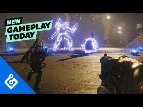 New Gameplay Today – Destiny 2: Forsaken's Campaign