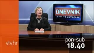 VTV Dnevnik najava 13. ožujka 2017.