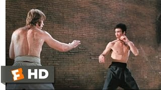 The Way of the Dragon (8/8) Movie CLIP - The Final Showdown (1972) HD