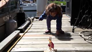 Toy Boat Building At The Center For Wooden Boats