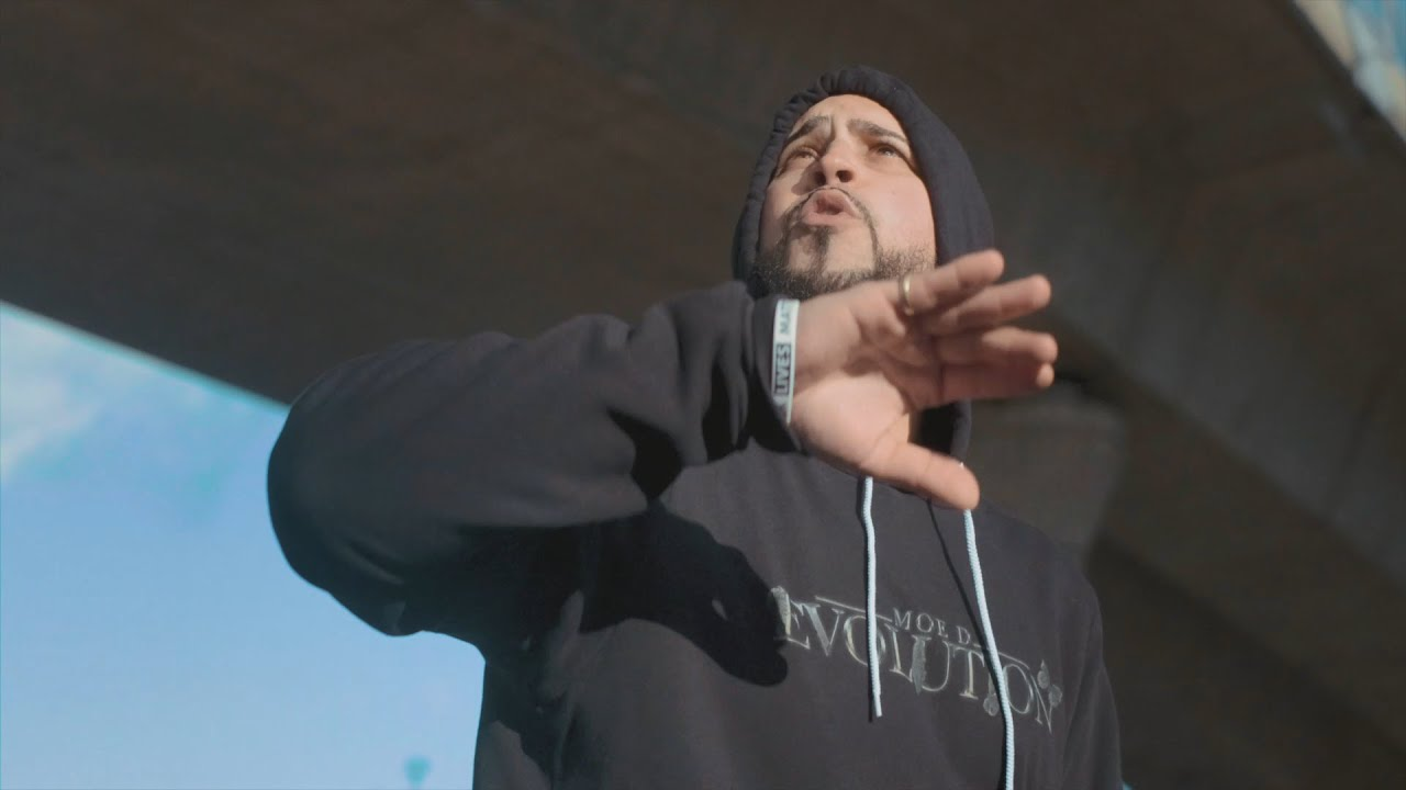 MOE D COMBINES FAITH AND MUSIC: INTERVIEW