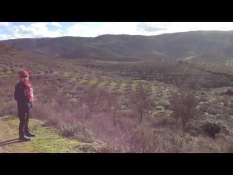 Múrias -  Mirandela - Portugal com meu papai