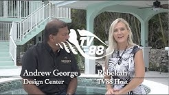 Rebekah of TV88 speaks with Andrew George from Design Center of Marathon