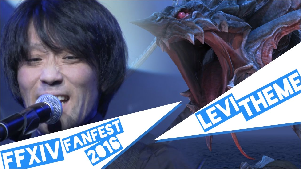 Steam Community :: Video :: Final Fantasy XIV FanFest 2016