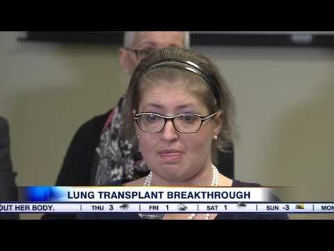 Melissa Benoit - 6 dni bez płuc