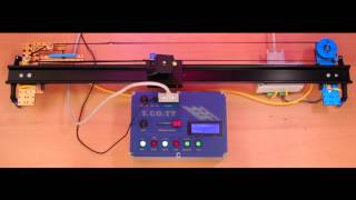 s co tt s diy motion control camera slider introduction and demo arduino project