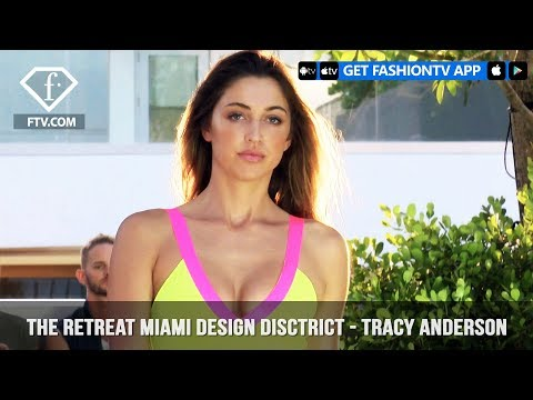Heroine Sport by Tracy Anderson at The Retreat Miami Design Disctrict | FashionTV | FTV