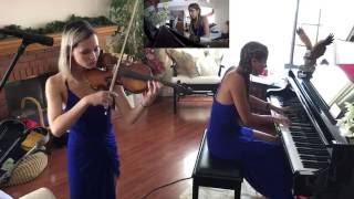 Justice Safe And Sound D A N C E Piano Violin Cover Medley