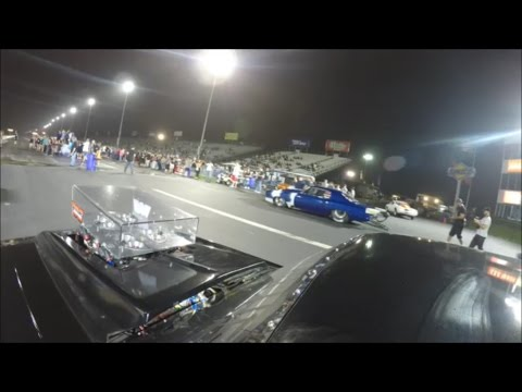 Doc Street Beast vs The Godfather at Royal Purple raceway