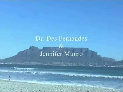 Your Skin Factory Des Fernandes and Jennifer Munro
