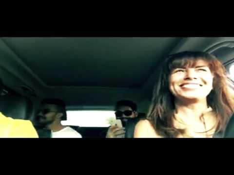 "LA PARTY Cab.. Karaoke with Saudi Arabian gentlemen! Beautiful Arabic song. ""Huseen Eljasmy"""