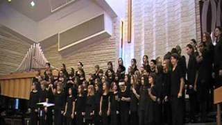 Louis Riel Treble Choir - 25 Nov 2010