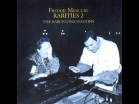 How Can I Go On Alternative Piano Version Freddie Mercury and Montserrat Caballe  YouTube
