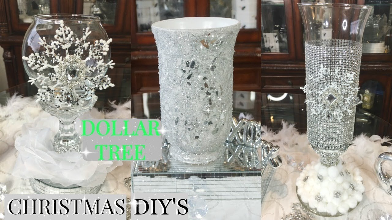 3 Dollar Tree Diy Christmas Wonderland Decor Ideas