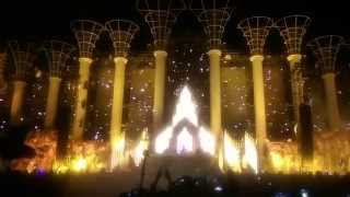 Above & Beyond - Sun and Moon (Acoustic) @ EDC Las Vegas 2014 6-22-14 HD 1080p