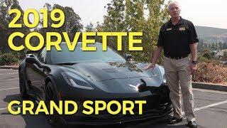 2019 Chevy Corvette Grand Sport Review | DGDG.COM