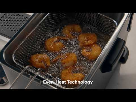 The PADERNO 3.5 Litre Deep Fryer