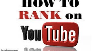Video Seo | How To Rank On   |