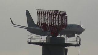 The New Radar Tower at Birmingham Airport BHX