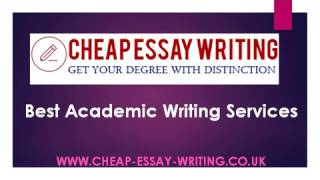 academic writing companies
