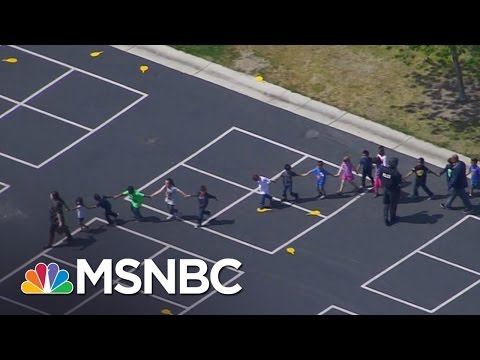 Multiple People Injured In Shooting At Elementary School In San Bernardino | MSNBC