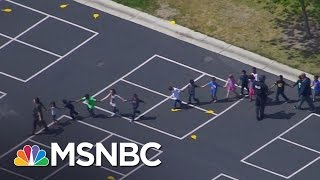 Multiple People Injured In Shooting At Elementary School In San Bernardino   MSNBC