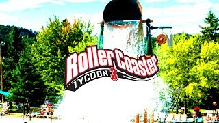 ATTRACTION AQUATIQUE ! (Roller Coaster Tycoon 3 FR S02) #6