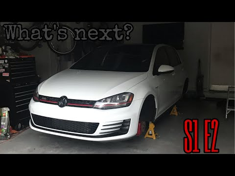 Next Mod To The GTI S1 E2- Alex Stavrinos
