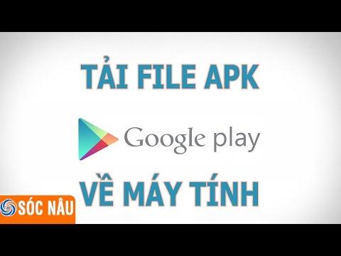 Cách Tải File Apk Từ Ch-play Về Máy Tính 2