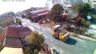 Ανακατασκευή τμήματος οδού Μυκωνιάτη@Νέα Καλλικράτεια