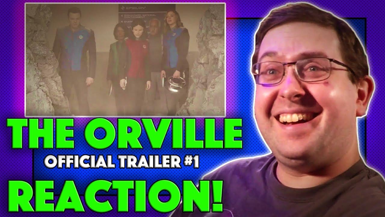 The Orville Trailer Deutsch