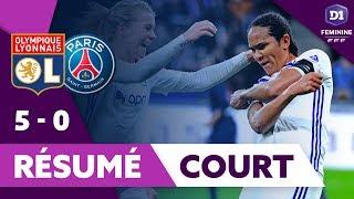 RESUME COURT  OL / PSG | D1 | Olympique Lyonnais