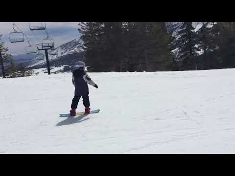 Mammoth 2018 Kids awesomeness