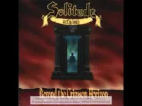 Solitude Aeturnus - Beyond The Crimson Horizon (full album)