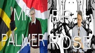 Dr. Rose vs Mr. Palmer Epic Rap Battles of Bryan College!