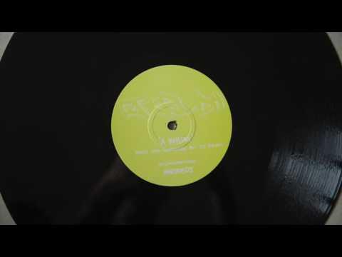 DJ Krush - A Whim (vinyl)