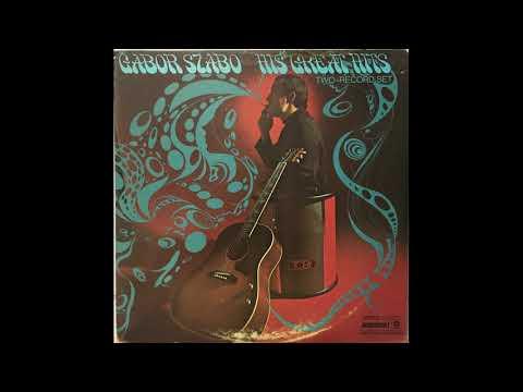 GABOR SZABO - His Great Hits LP 1971 Full Album