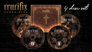 """CRUCIFIX - """"Life Is Good"""" (Feat. Bubba Sparxxx & Nappy Roots) [Audio]"""