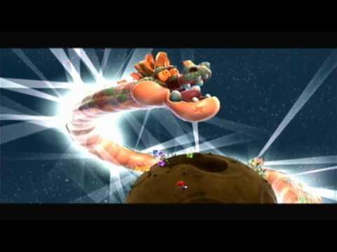 Super Mario Galaxy 2: Gobblegut's Aching Belly